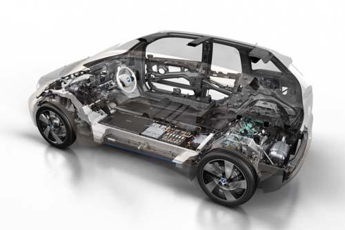 BMW i3 2014: Thay đổi cuộc chơi - 8