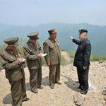"""Tin tức trong ngày - Lở đất tàn phá """"giấc mơ"""" của Kim Jong-un"""