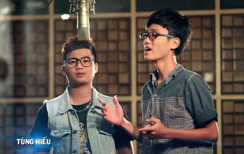 Vợ chồng Hồ Hoài Anh hát cùng thí sinh nhí - 11