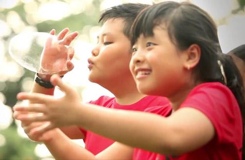 Vợ chồng Hồ Hoài Anh hát cùng thí sinh nhí - 4