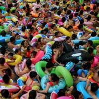 Dân TQ khốn khổ vì đợt nắng nóng lịch sử
