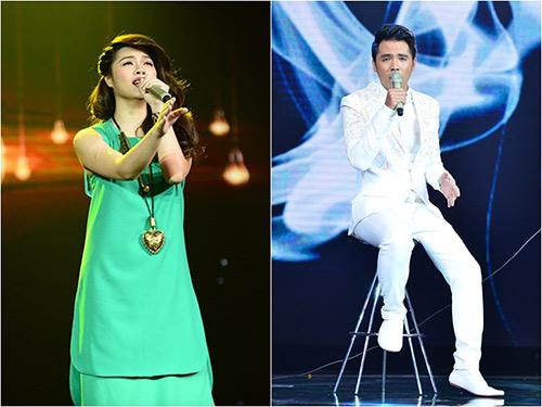 """""""Adele Việt"""" đối đầu bản sao Hà Anh Tuấn, Ca nhạc - MTV, Toi la nguoi chien thang, the winner is, it time, quoc thien, Ngoc minh, hai chau, dong thoi gian, huy luan, le ngoc,ca nhac, am nhac"""