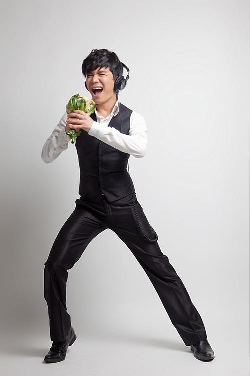 Nathan Lee đảm đang vào bếp - 2