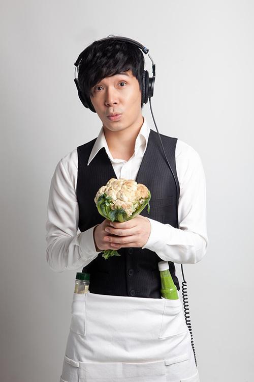 Nathan Lee đảm đang vào bếp - 3