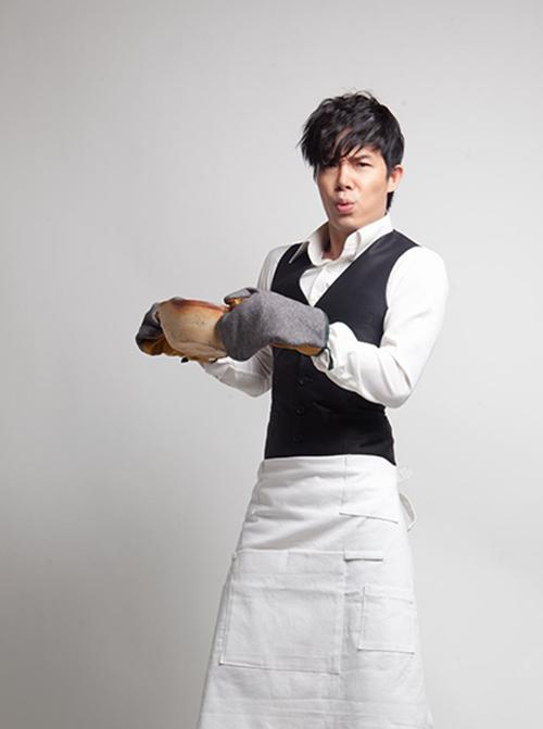 Nathan Lee đảm đang vào bếp - 5
