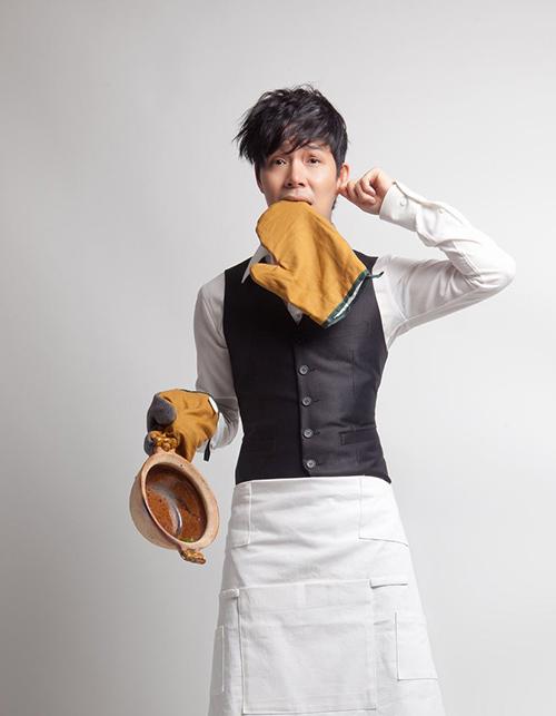 Nathan Lee đảm đang vào bếp - 7