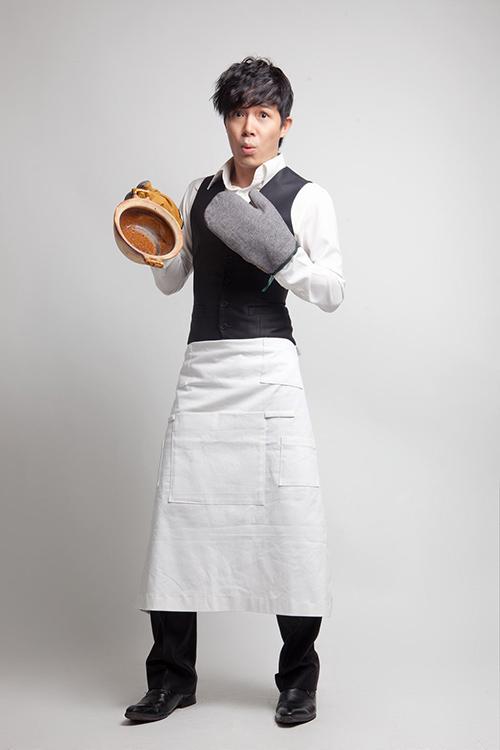 Nathan Lee đảm đang vào bếp - 8