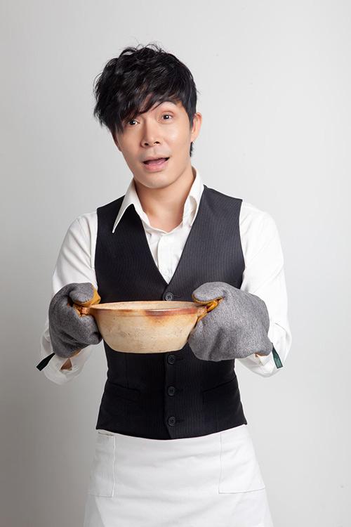 Nathan Lee đảm đang vào bếp - 4
