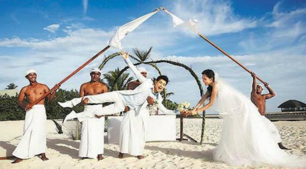 Đám cưới như mơ của Lâm Chí Dĩnh - 2