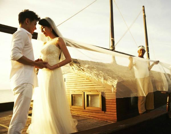 Đám cưới như mơ của Lâm Chí Dĩnh - 12