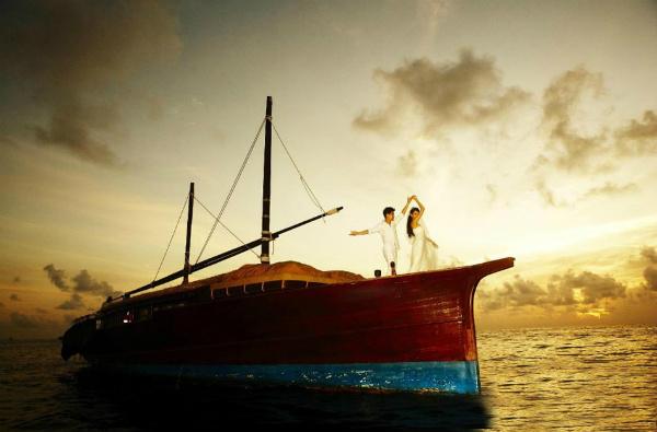 Đám cưới như mơ của Lâm Chí Dĩnh - 13