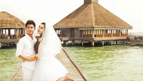 Đám cưới như mơ của Lâm Chí Dĩnh - 6