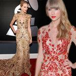 Thời trang - Váy tiệc đẹp long lanh của Taylor Swift