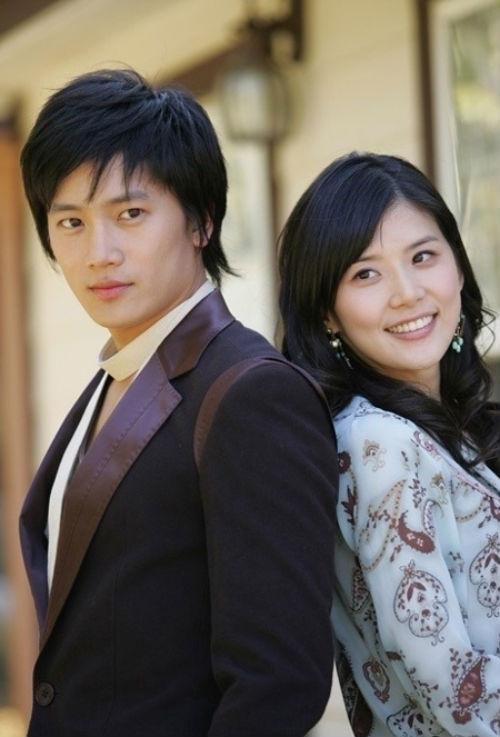 Lee Bo Young, Ji Sung tuyên bố kết hôn - 1