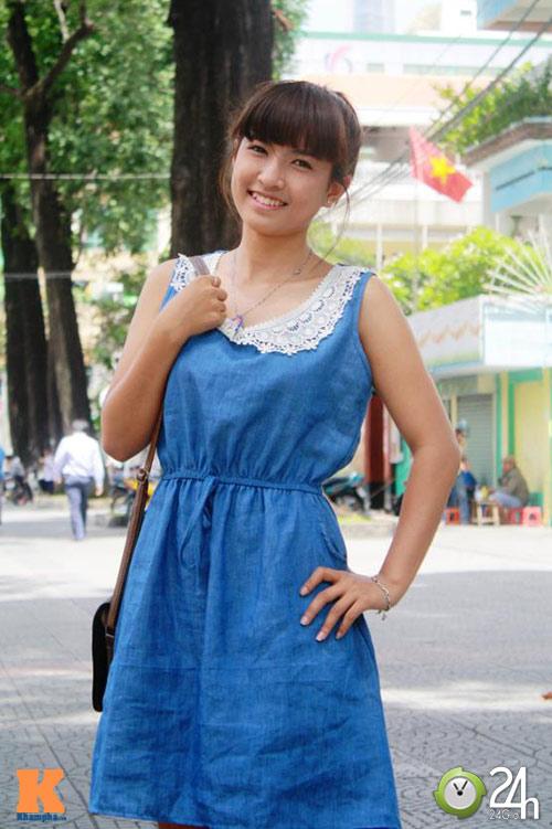 """Bạn trẻ Sài thành """"nghiện"""" mặc đồ jeans - 15"""