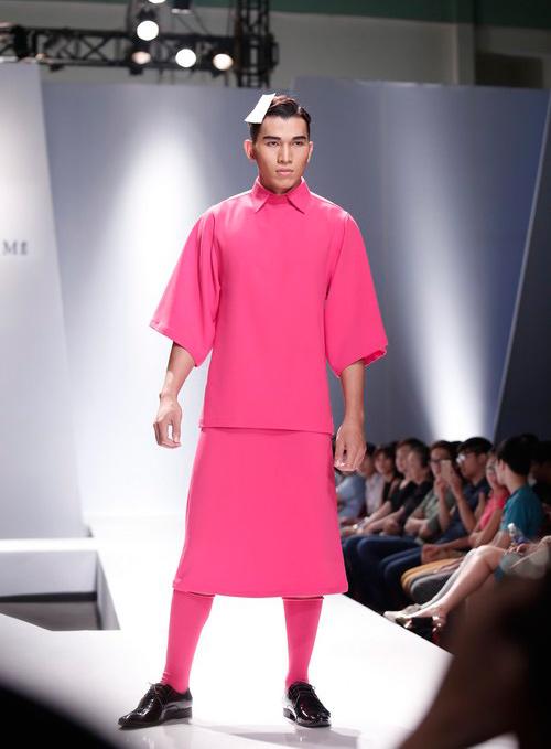 Đàn ông diện quần tất màu mè thì đã sao? - 3