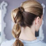 Tóc - Mũ - Nón - Biến tấu tóc buộc đuôi ngựa cho bạn gái