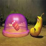 Video Clip Cười - Phim hoạt hình Larva: Bánh pudding