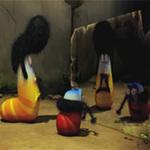 Video Clip Cười - Phim hoạt hình Larva: Thuốc mọc tóc