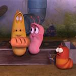 Video Clip Cười - Phim hoạt hình Larva: Mê đắm