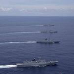 Tin tức trong ngày - Tàu chiến TQ đi vòng quanh Nhật Bản