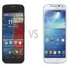 Motorola Moto X đọ sức Galaxy S4: Đẳng cấp lên tiếng