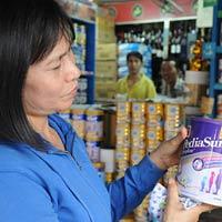 Mở rộng kiểm tra sữa nhiễm khuẩn độc hại