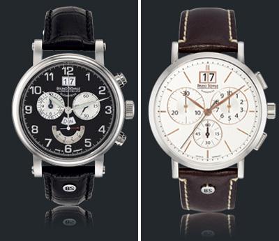 Bruno Sohnle Glashutte - Đồng hồ nổi tiếng nước Đức - 2