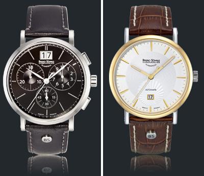 Bruno Sohnle Glashutte - Đồng hồ nổi tiếng nước Đức - 3