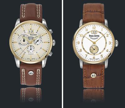 Bruno Sohnle Glashutte - Đồng hồ nổi tiếng nước Đức - 4