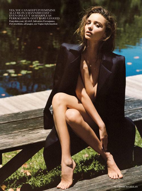 Miranda Kerr hâm nóng xu hướng Thu Đông - 12