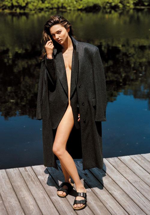 Miranda Kerr hâm nóng xu hướng Thu Đông - 3