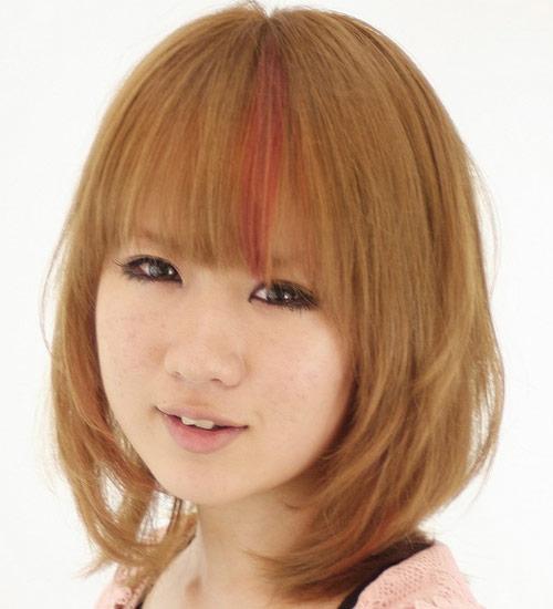 Kiểu tóc ngắn xinh xắn cho nàng mặt bầu - 3