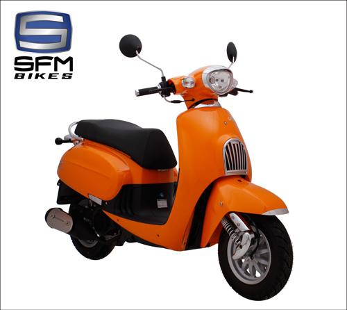 SFM Amici 125 - Chiếc xe làm say lòng phái đẹp - 2