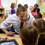 Tin tức trong ngày - Nhí nhảnh như Tổng thống Mỹ Obama