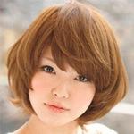 Tóc - Mũ - Nón - Kiểu tóc ngắn xinh xắn cho nàng mặt bầu