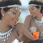 """Ca nhạc - MTV - Rihanna """"bốc cháy"""" tại carnival quê nhà"""