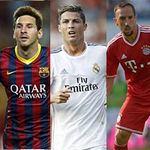 Bóng đá - Cầu thủ hay nhất UEFA: M10, CR7, Ribery?