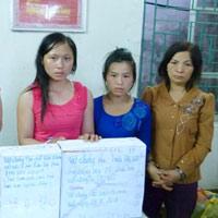 Khởi tố 4 phụ nữ vụ buôn bán 20 bánh hêrôin