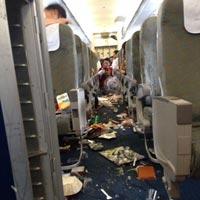 """Máy bay Vietnam Airlines """"rơi tự do trong 3s"""""""