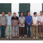 An ninh Xã hội - Bắt 20 người trong băng trộm miền sơn cước