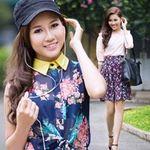 Thời trang - Công thức giúp bạn gái thêm trẻ trung