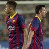 Song sát Messi - Neymar số 1 Châu Âu?