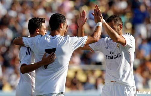 Real – Chelsea: Siêu sao Ronaldo - 1