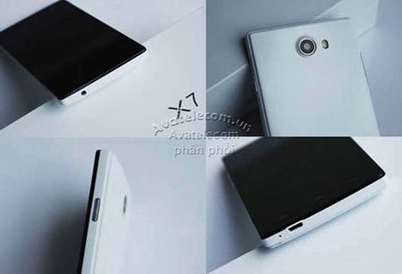 Aveo X7 - điện thoại Full HD rẻ chưa từng có - 2