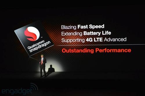LG G2 công bố: Hàng khủng làng smartphone - 6