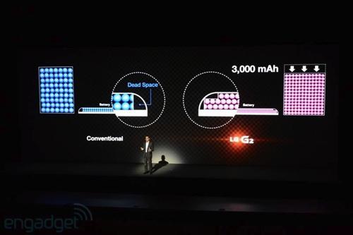 LG G2 công bố: Hàng khủng làng smartphone - 7