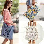 Thời trang - Nàng tín đồ thông minh với túi tái chế