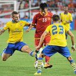 Xếp hạng FIFA - BXH FIFA ngày 8/8: ĐTVN rớt 11 bậc