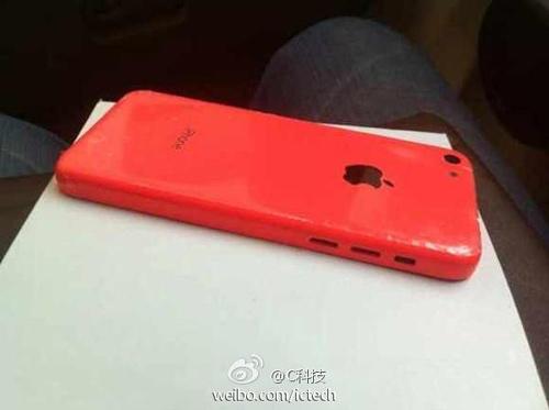 iPhone 5C thêm bản màu đỏ, giá 490 USD - 3